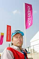 Jonas Jacobsson siktar på nya medaljer. Foto: Jonas Ekströmer PrB