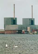 Kärnkraftverket i Barsebäck stängs nästa år. Foto: Tobias Röstlund/PrB