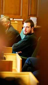 I dag, onsdag, börjar rättegången i Högsta domstolen mot Mijailo Mijailovic. Foto: Henrik Montgomery/Prb