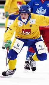 Per Fosshaug vann sitt femte VM-guld. Foto: Johan Främst/PrB