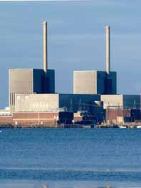 Kärnkraftverket Barsebäck stängs. Foto: Göran Gustafson/PrB