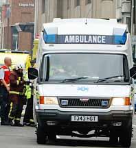 Flera männniskor har dödats vid tunnelbanan i London. Foto: Pressens Bild
