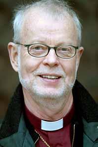 K G Hammar slutar som ärkebiskop. Foto: Henrik Montgomery/PrB