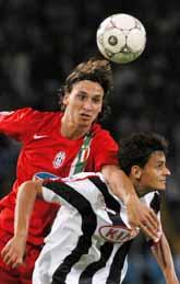 Zlatan utsågs till bäste utlänning i Italien. Foto: Corrado Pedon/PrB
