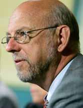 Hans Dahlgren är en av cheferna på utrikesdepartementet. Foto: Bertil Ericson/PrB