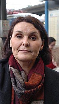 Janna Valik är högsta chef på Migrationsverket. Foto: Larserik Lindén/PrB.