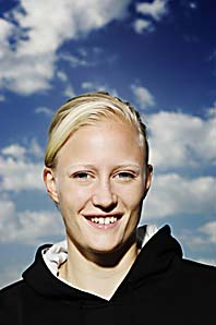 Carolina Klüft är Sveriges mest beundrade kvinna. Foto: Henrik Montgomery/PrB.