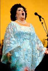 Birgit Nilsson var en av världens skickligaste sångerskor. Foto: Jack Mikrut/PrB