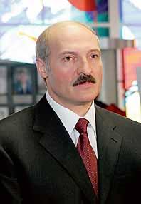 Alexander Lukasjenko anklagas för valfusk. Foto: NikolaI Petrov/PrB.