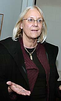 Laila Freivalds slutar som utrikesminister. Foto: Pressens Bild
