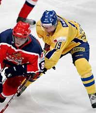 Nicklas Bäckström spelade sin första VM-match mot Ryssland i måndags. Foto: Anders Wiklund/PrB