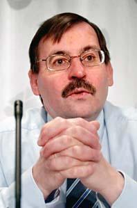 Lars-EriK Lövdén får hård kritik: Foto: Pressens Bild