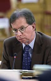Lars Danielsson har varit ohjälpsam, tycker justitieombudsmannen. Danielsson får hård kritik. Foto: Maja Suslin/Scanpix
