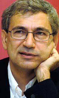 Orhan Pamuk. Foto: Scanpix