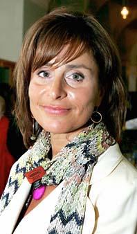 Maria Borelius var bara minister i åtta dagar innan hon tvingades att sluta. Foto: Scanpix