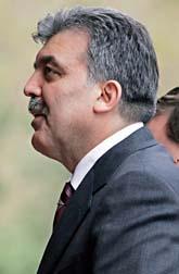 Abdullah Gül kan bli ny president i Turkiet. Foto: Scanpix
