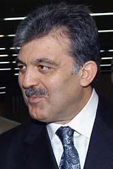 Abdullah Gül är Turkiets nye president. Foto: AP/Scanpix