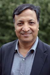 Dipal Barua är chef för företaget Gramen Shakti i Bangladesh. Foto: RLA/Scanpix