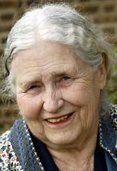 Doris Lessing får årets Nobelpris i litteratur. Foto: Martin Cleaver/Scanpix
