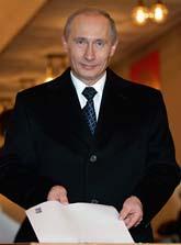 Rysslands president Vladimir Putin. Foto: Dmitry Astakhov/AP/Scanpix