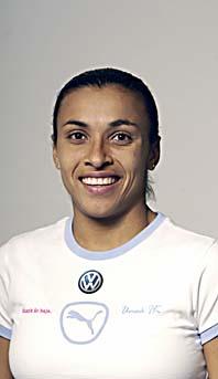 Marta har utsetts till världens bästa fotbollsspelare. Foto: Stefan Lindblom/Scanpix