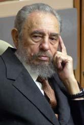 Fidel Castro slutar att leda Kuba. Foto: Cristobal Herrera/Scanpix