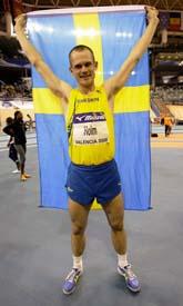 Stefan Holm är bäst i världen igen. Foto: Scanpix