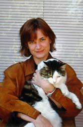 Sonya Hartnett. Foto: Kulturrådet/Scanpix