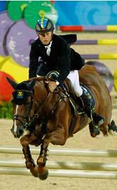 Rolf-Göran Bengtsson tog silver i OS. Foto: Susan Walsh/Scanpix