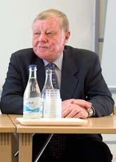 Göteborgs ledande politiker Göran Johansson får inte längre dricka Ramlösa. Foto: Björn Larsson Rosvall/Scanpix.