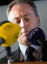 Volvos chef Stehpen Odell. Foto: Björn Larsson Rosvall/Scanpix
