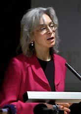Anna Politkovskaja mördades fr två år sedan. Foto: Claudio Bresciani/Scanpix