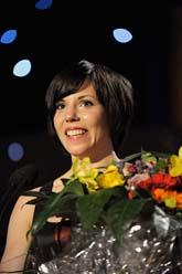 Charlotte Kalla vann Jerringpriset. Foto: Leif R Jansson/Scanpix