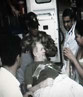 Roland Larsson släpptes fri på tisdagen. Foto: Colombia's secret police/Scanpix.