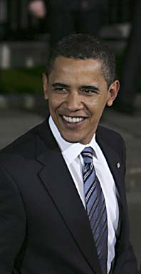 USAs president Barack Obama. Foto: Alistair Grant/Scanpix