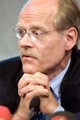 Riksbankens chef Stefan Ingves. Foto: Gunnar Lundmark/Scanpix