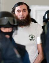 Usama Kassir, född i Libanon och svensk medborgare, har dömts för terroristbrott. Foto: AP Photo/Scanpix