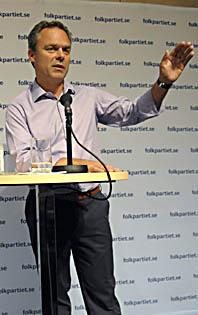 Folkpartiets ledare Jan Björklund. Foto: Leif R Jansson/Scanpix