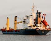 Fartyget Arctic Sea försvann men hittades igen. Foto: Pekka Laakso/AP/Scanpix