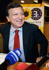 José Manuel Barroso. Foto: Yves Logghe/AP/Scanpix