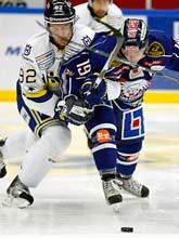 HV 71 vann kampen i säsongens första match mot Linköping. Foto: Stefan Jerrevång/Scanpix