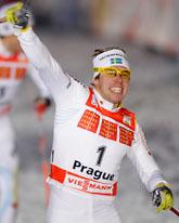Emil Jönsson är en vinnare igen. Foto: Petr David Josek/Scanpix