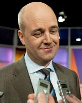 Fredrik Reinfeldt hade fel. Foto: Maja Suslin/Scanpix