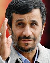 irans ledare mamoud Ahmadinejad. Foto: Vahid Salemi/Scanpix