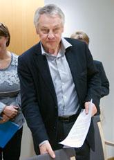Bengt Westerberg. Foto: Bertil Ericson/Scanpix