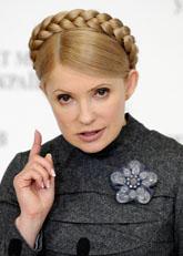 Julia Tymosjenko. Foto: Sergej Chuzavkov/AP/Scanpix