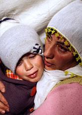 De överlevde jorbävningen i Turkiet. Foto: Ibrahim Usta/Scanpix