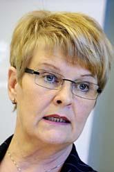Maud Olofsson är regeringens näringsminister. Foto: Pontus Lundahl/Scanpix