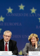 EU-länderna är överens om hur krisen ska stoppas. Foto: Virginia Mayo/Scanpix