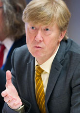 Miljöminister Andreas carlgren. Foto: Bertil Ericson/Scanpix